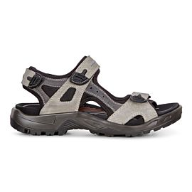 ECCO Offroad sandalen heren wilddove darkshadow