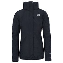 The North Face Evolution Triclimate II outdoor jack dames TNF black
