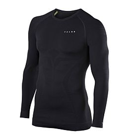 Falke Longsleeved Maximum Warm thermoshirt heren black