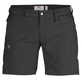 Fjällräven Abisko Shade short dames dark grey