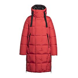 Goldbergh Adele parka winterjas dames red
