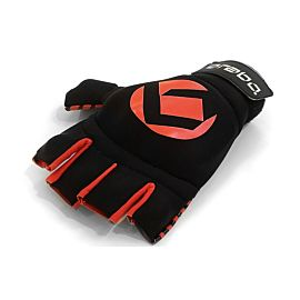 Brabo F5 Pro Glove hockeyhandschoen orange