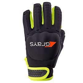Touch Pro hockeyhandschoen black neon yellow