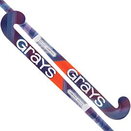 Grays GX-CE Vortex UB hockeystick junior purple pink