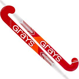 Grays GX2000 UB hockeystick junior red white