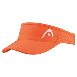 Head Pro Player Visor zonneklep dames coral