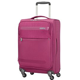 American Tourister Herolite 55 EXP Spinner trolley pomegranate