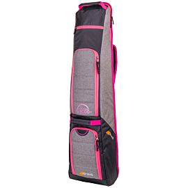 Grays Stickbag G3000 sticktas black grey pink