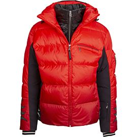 Bogner Flames Down winterjas heren red