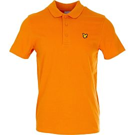 Lyle & Scott Sport polo haze orange