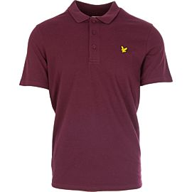 Lyle & Scott Sport polo heren new claret