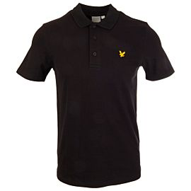 Lyle & Scott Sport polo heren true black