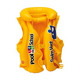 Intex Deluxe Swim Vest Pool School Step 2 zwemvest