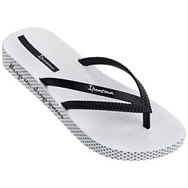 Ipanema Bossa Soft slippers dames white black