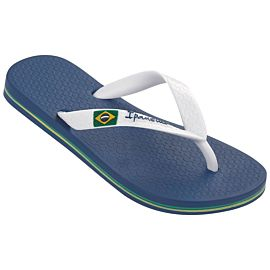 Ipanema Classic Brasil slippers junior dark blue white