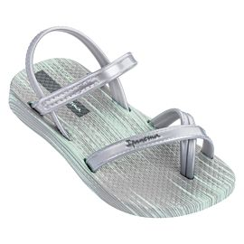 Ipanema Fashion Baby sandalen junior green silver