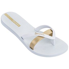 Ipanema Kirey slippers dames white gold