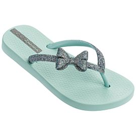 Ipanema Lolita slippers junior green