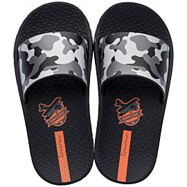 Ipanema Urban Slide slippers junior black grey