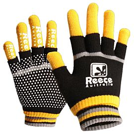 Reece Knitted Player 2 in 1 handschoenen geel