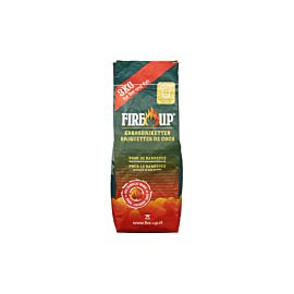 Fire-Up kokosnoot briketten 3 kg