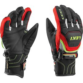 Leki Worldcup Race Coach Flex S GTX handschoenen junior black