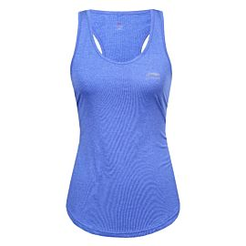 Li-Ning Filia Tops fitness tanktop dames blue