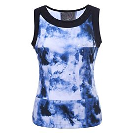 Li-Ning Kai Tops fitness tanktop dames royal blue