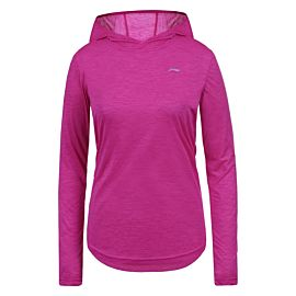 Li-Ning Pixie fitness shirt dames hot pink