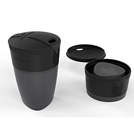 Light My Fire Pack-up Cup drinkbeker black