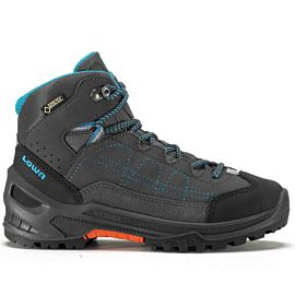 Lowa Approach GTX Mid bergschoenen junior antraciet