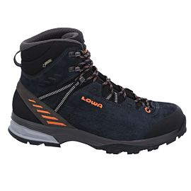 Lowa Arco GTX Mid LW210716 bergschoenen heren navy orange