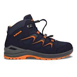 Lowa Innox Evo GTX LK340126 bergschoenen junior navy orange