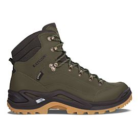 Lowa Renegade GTX Mid 310945 bergschoenen heren forest dark brown