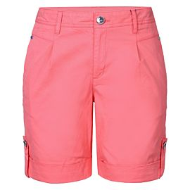 Luhta Pink short dames coral red