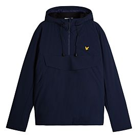 Lyle & Scott Warm Up anorak jack heren navy