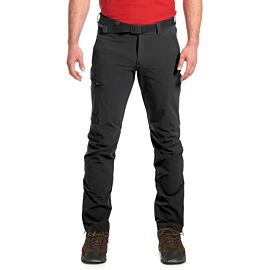 Maier Sports Torid Slim long size wandelbroek heren black