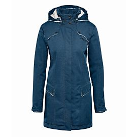 Maier Sports Yalca parka dames blue wing teal