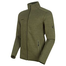 Mammut Arctic ML fleece vest heren iguana phantom melange