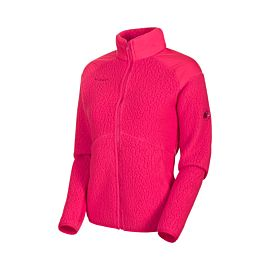 Mammut Innominata Pro ML fleece vest dames dragon fruit