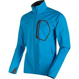 Mammut Ultimate Light softshell jack heren atlantic