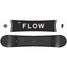 Flow Merc Black snowboard
