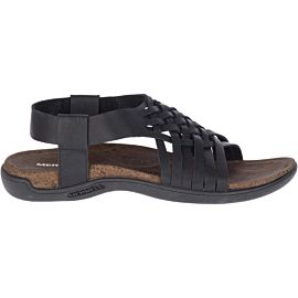 Merrell District Mahana sandalen dames black