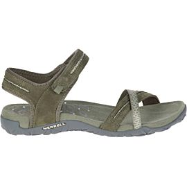 Merrell Terran Cross II sandalen dames dusty olive