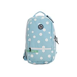 Brabo Backpack Team Polka hockeytas junior mint