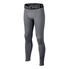 Nike Pro Tight trainingsbroek junior carbon heather black