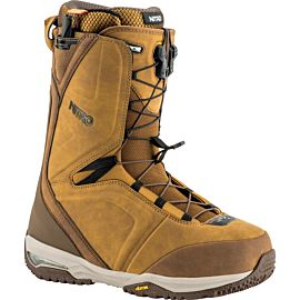 Nitro Team TLS snowboardschoenen heren two tone brown