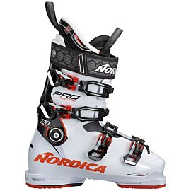 Nordica Pro Machine 120 skischoenen heren white black red