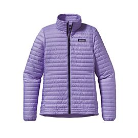 Patagonia Down Shirt jack dames ploy purple