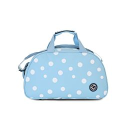 Brabo Shoulderbag Polka Dots hockeytas mint